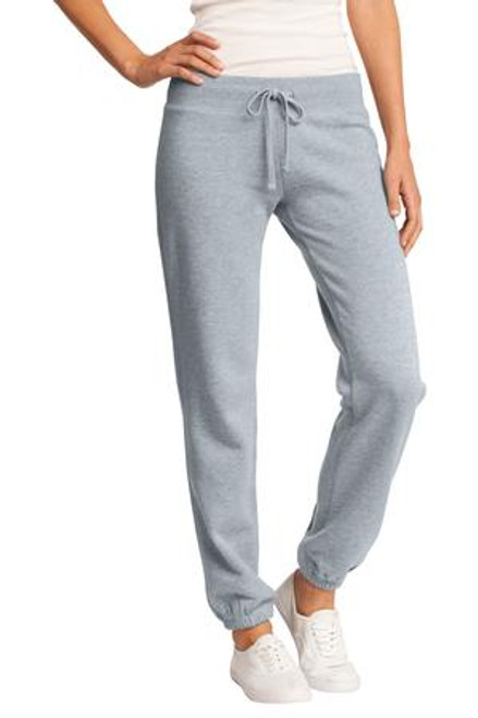 Discontinued District - Juniors Core Fleece Pant (01307-25); Primary; Decoration Type: