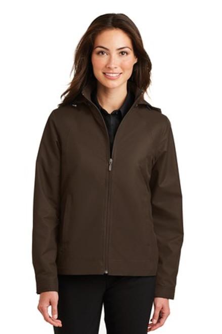 Port Authority Ladies Successor Jacket (01130-25); Primary; Decoration Type: