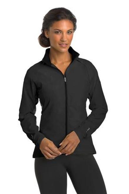 Discontinued Ogio Endurance Ladies Trainer Jacket (01765-25); Primary; Decoration Type: