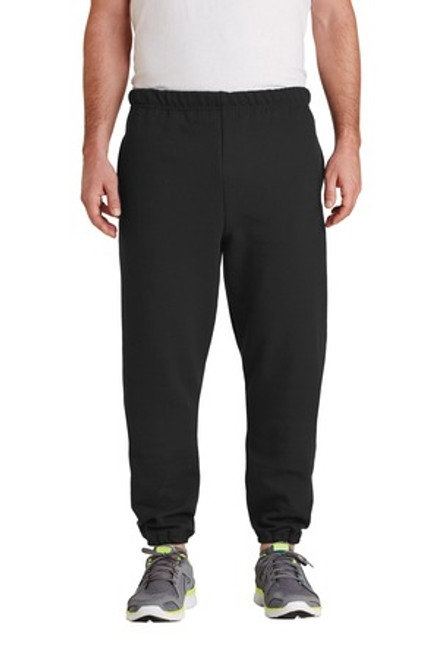 Jerzees Super Sweats Nublend - Sweatpant With Pockets (01653-25); Primary; Decoration Type: