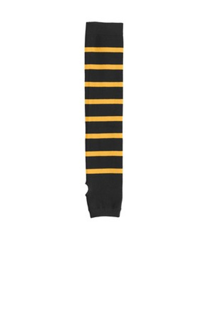 Discontinued Sport-Tek Striped Arm Socks (02137-25); Primary; Decoration Type: