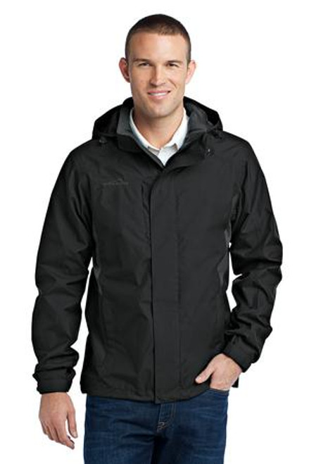 Eddie Bauer - Rain Jacket (01239-25); Primary; Decoration Type: