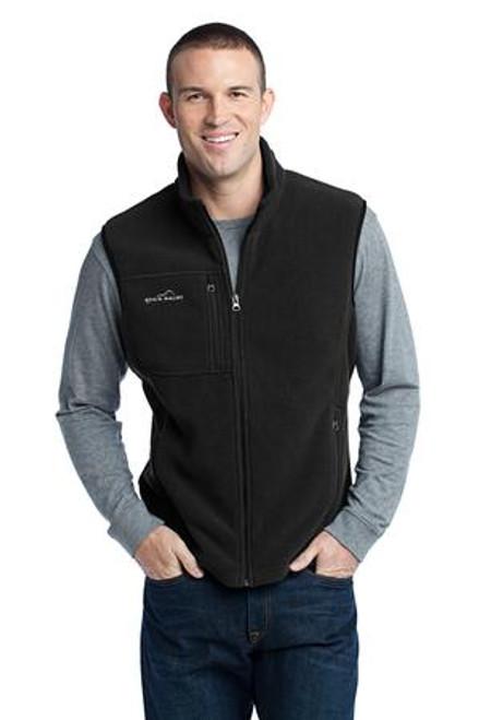 Eddie Bauer - Fleece Vest (00914-25); Primary; Decoration Type: