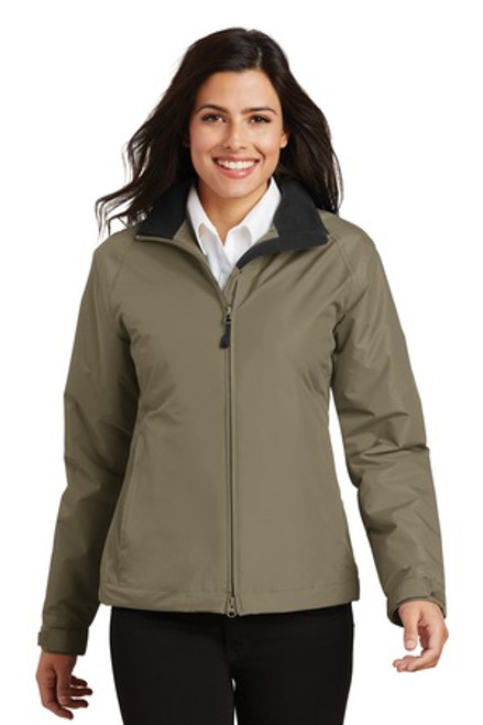 Port Authority Ladies Challenger Jacket (00810-25); Primary; Decoration Type: