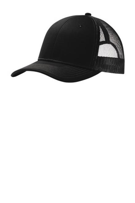 Port Authority Snapback Trucker Cap (01282-25); Primary; Decoration Type: