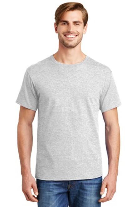 Hanes - Comfortsoft 100% Cotton T-Shirt (01657-25); Primary; Decoration Type: