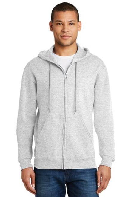 Jerzees - Nublend Full-Zip Hooded Sweatshirt (01555-25); Primary; Decoration Type: