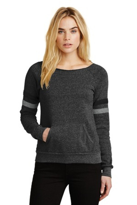 Alternative Women'S Maniac Sport Eco -Fleece Sweatshirt (01817-25); Primary; Decoration Type: