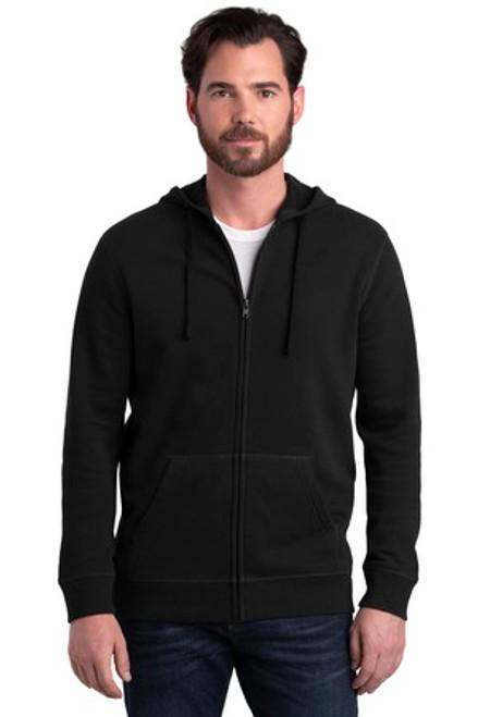 Alternative Indy Blended Fleece Zip Hoodie (02292-25); Primary; Decoration Type: