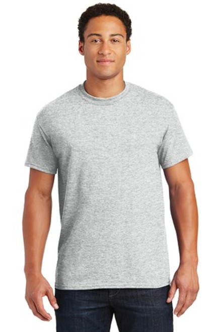 Gildan - Dryblend 50 Cotton/50 Poly T-Shirt (02166-25); Primary; Decoration Type: