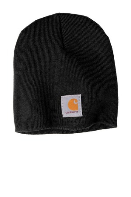 Carhartt Acrylic Knit Hat (01601-25); Primary; Decoration Type: