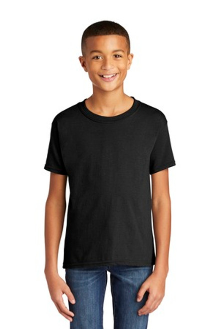 Gildan Youth Softstyle T-Shirt (00388-25); Primary; Decoration Type: