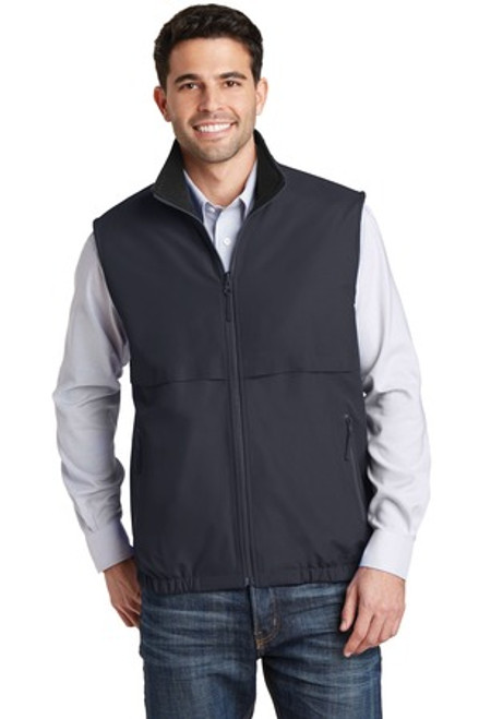 Port Authority Reversible Charger Vest (00723-25); Primary; Decoration Type: