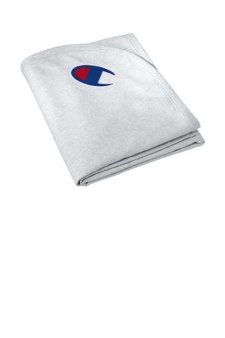 Champion Reverse Weave Stadium Blanket (01342-25); Primary; Decoration Type:
