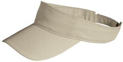 Port & Company Fashion Visor (01209-25); Primary; Decoration Type: