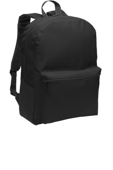 Port Authority Value Backpack (00936-25); Primary; Decoration Type: