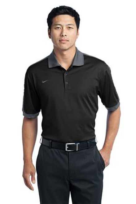 Discontinued Nike Dri-Fit N98 Polo (00064-25); Primary; Decoration Type:
