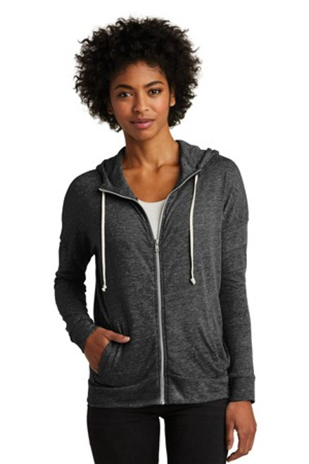 Alternative Women'S Eco-Jersey Cool-Down Zip Hoodie (01942-25); Primary; Decoration Type: