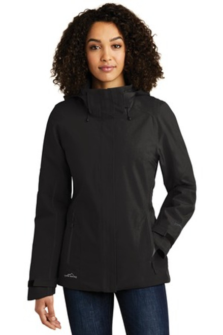 Eddie Bauer Ladies Weatheredge Plus Insulated Jacket (00503-25); Primary; Decoration Type: