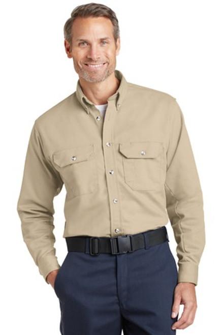 Bulwark Excel Fr Comfortouch Dress Uniform Shirt (00107-25); Primary; Decoration Type: