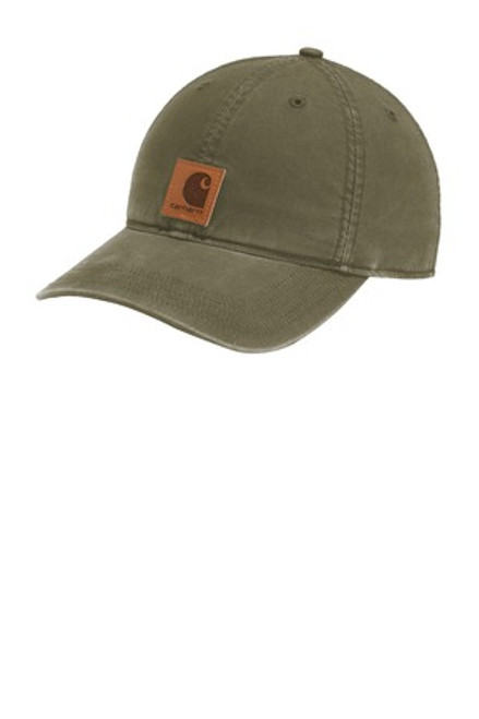 Carhartt Odessa Cap (01620-25); Primary; Decoration Type:
