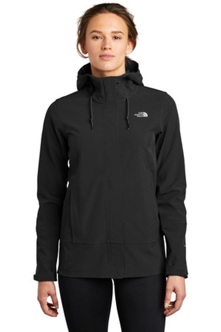 The North Face Ladies Apex Dryvent Jacket (00552-25); Primary; Decoration Type: