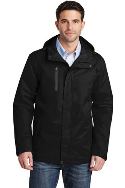 Port Authority All-Conditions Jacket (00658-25); Primary; Decoration Type:
