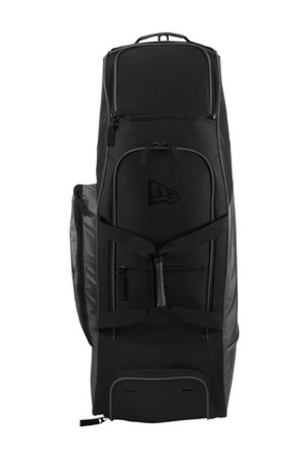 New Era Shutout Wheeled Bat Bag (02035-25); Primary; Decoration Type: