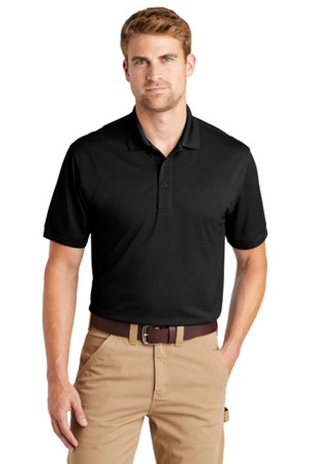 Cornerstone Industrial Snag-Proof Pique Polo (01785-25); Primary; Decoration Type: