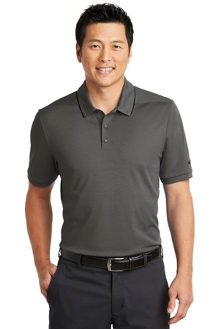 Nike Dri-Fit Edge Tipped Polo (00956-25); Primary; Decoration Type: