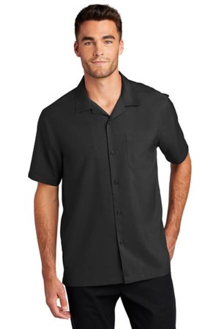 Port Authority Short Sleeve Performance Staff Shirt (00104-25); Primary; Decoration Type: