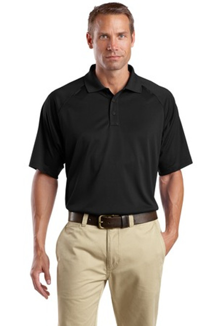 Cornerstone - Select Snag-Proof Tactical Polo (00865-25); Primary; Decoration Type: