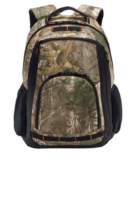 Port Authority Camo Xtreme Backpack (00976-25); Primary; Decoration Type: