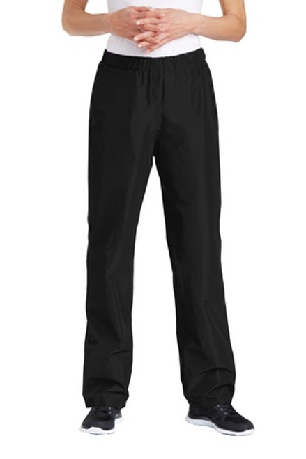 Discontinued Port Authority Ladies Torrent Waterproof Pant (00880-25); Primary; Decoration Type: