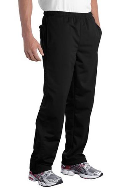 Sport-Tek Tricot Track Pant (00567-25); Primary; Decoration Type: