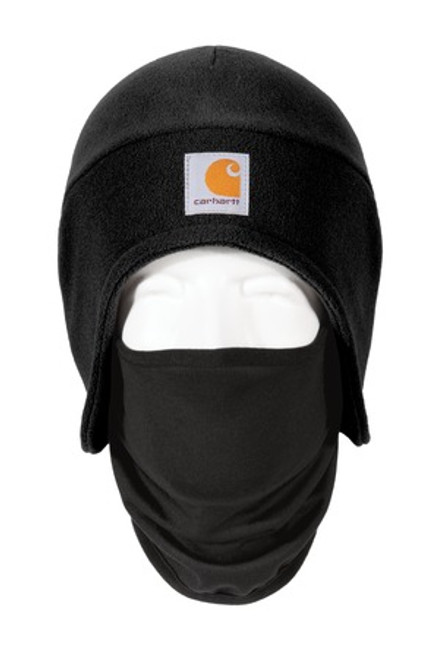 Carhartt Fleece 2-In-1 Headwear (01354-25); Primary; Decoration Type: