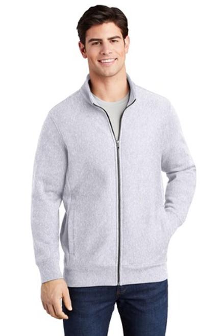 Sport-Tek Super Heavyweight Full-Zip Sweatshirt (00903-25); Primary; Decoration Type: