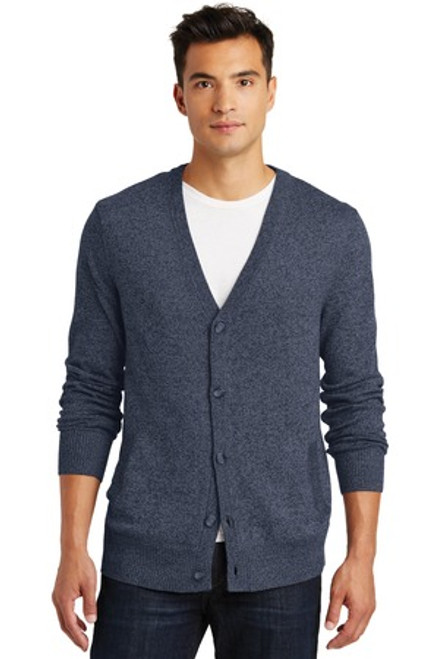 Discontinued District Made - Mens Cardigan Sweater (02051-25); Primary; Decoration Type: