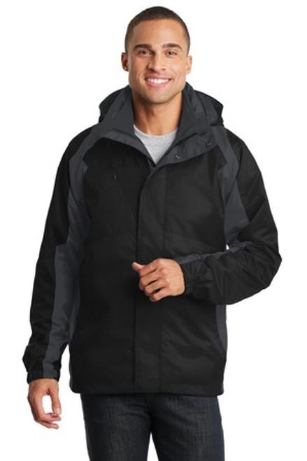 Port Authority Ranger 3-In-1 Jacket (01541-25); Primary; Decoration Type: