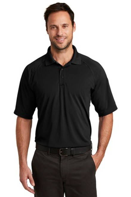 Cornerstone Select Lightweight Snag-Proof Tactical Polo (00652-25); Primary; Decoration Type: