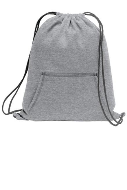 Port & Company Core Fleece Sweatshirt Cinch Pack (00948-25); Primary; Decoration Type: