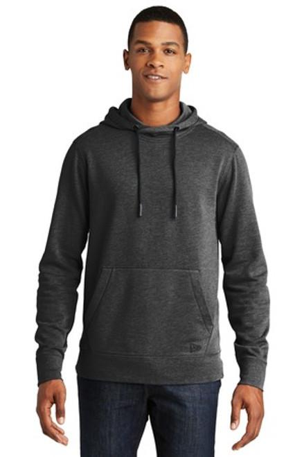 New Era Tri-Blend Fleece Pullover Hoodie (02225-25); Primary; Decoration Type: