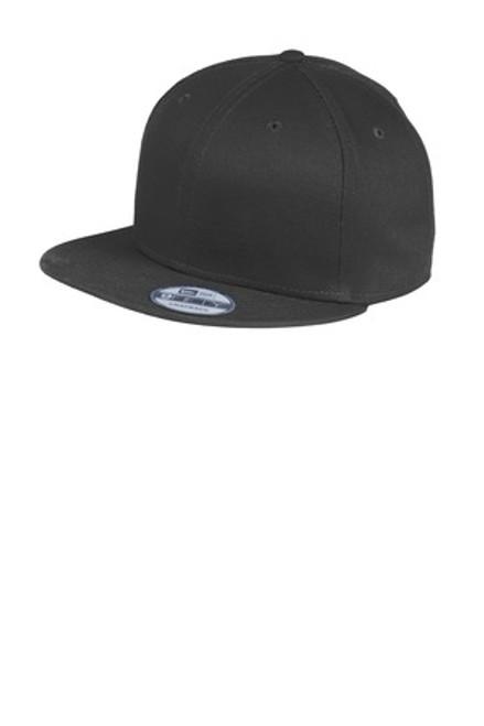 New Era - Flat Bill Snapback Cap (00882-25); Primary; Decoration Type: