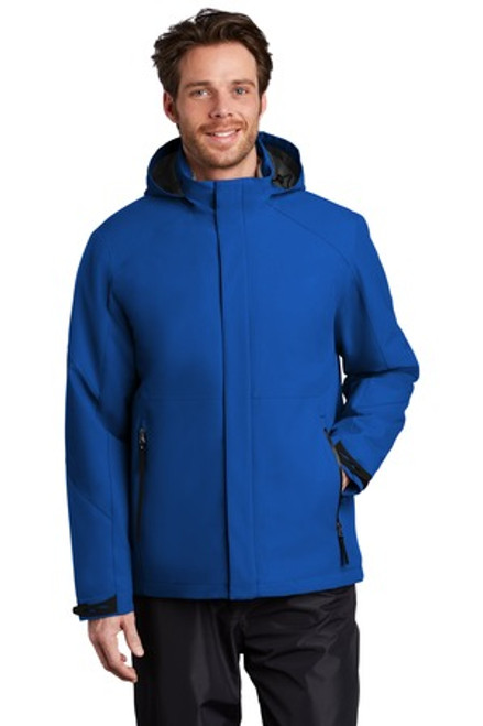 Port Authority Insulated Waterproof Tech Jacket (00019-25); Primary; Decoration Type: