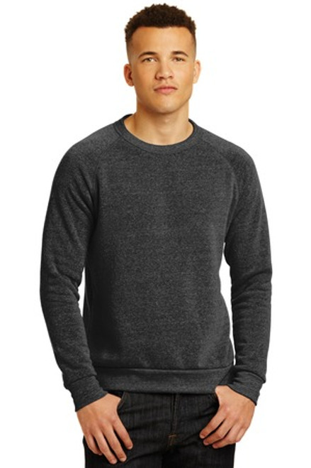 Alternative Champ Eco -Fleece Sweatshirt (01419-25); Primary; Decoration Type:
