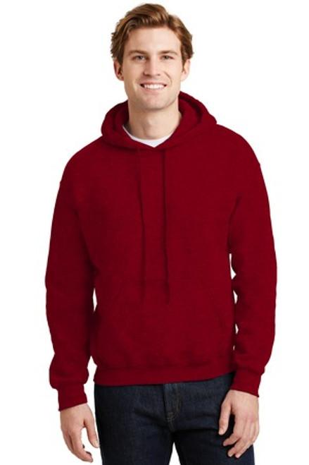 Gildan - Heavy Blend Hooded Sweatshirt (01202-25); Primary; Decoration Type: