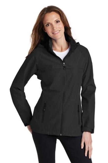 Port Authority Ladies Torrent Waterproof Jacket (01954-25); Primary; Decoration Type: