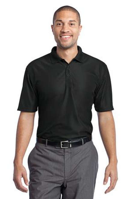 Discontinued Port Authority Performance Vertical Pique Polo (00735-25); Primary; Decoration Type: