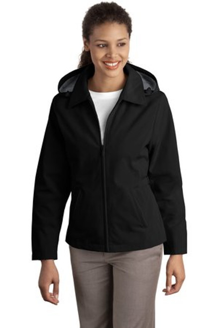 Port Authority Ladies Legacy Jacket (00220-25); Primary; Decoration Type: