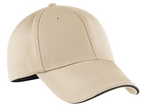 Nike Dri-Fit Mesh Swoosh Flex Sandwich Cap (00363-25); Primary; Decoration Type: